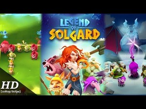 Legend of Solgard APK-Free Role Playing GAME